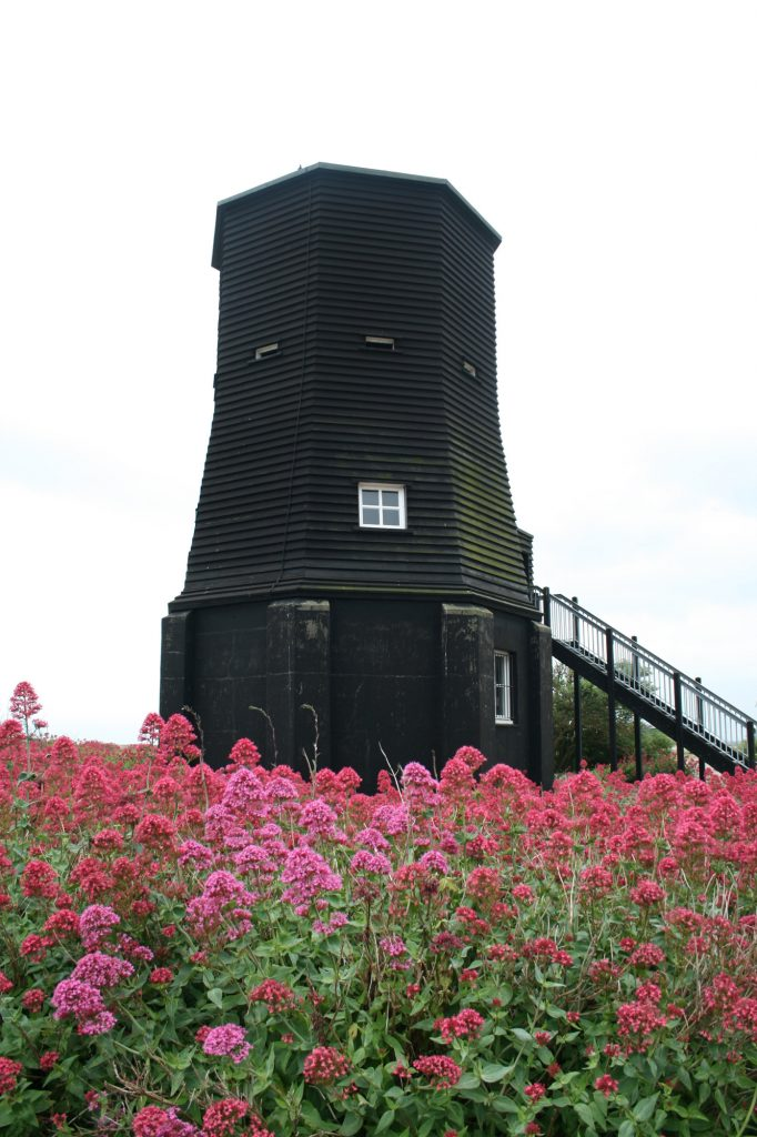 The Black Beacon at Orford Ness